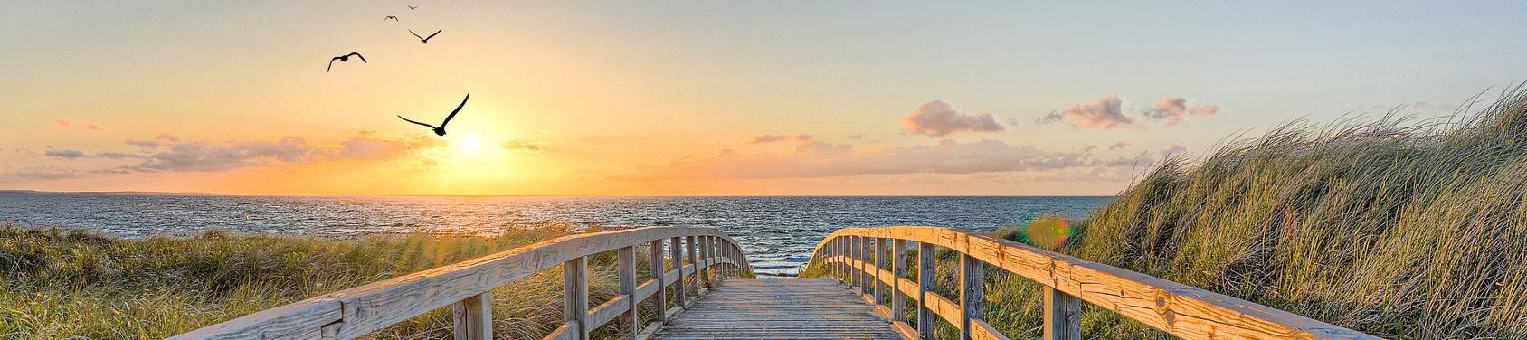 Bild von Strandurlaub