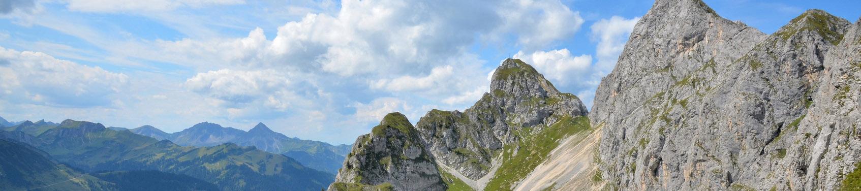 Bild von Urlaub in den Bergen
