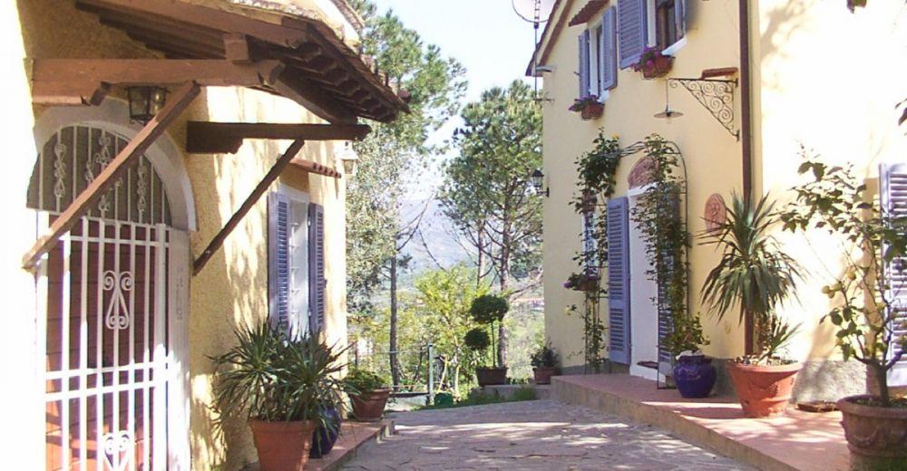 Ferienwohnung Toskana