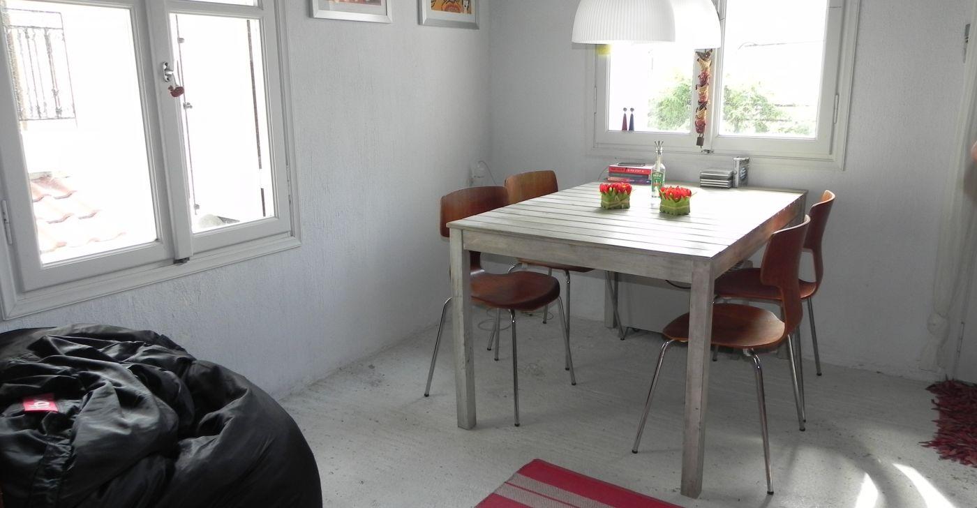 "Ferienhaus ""Te Warskip"" im Bergdorf Lafionas"