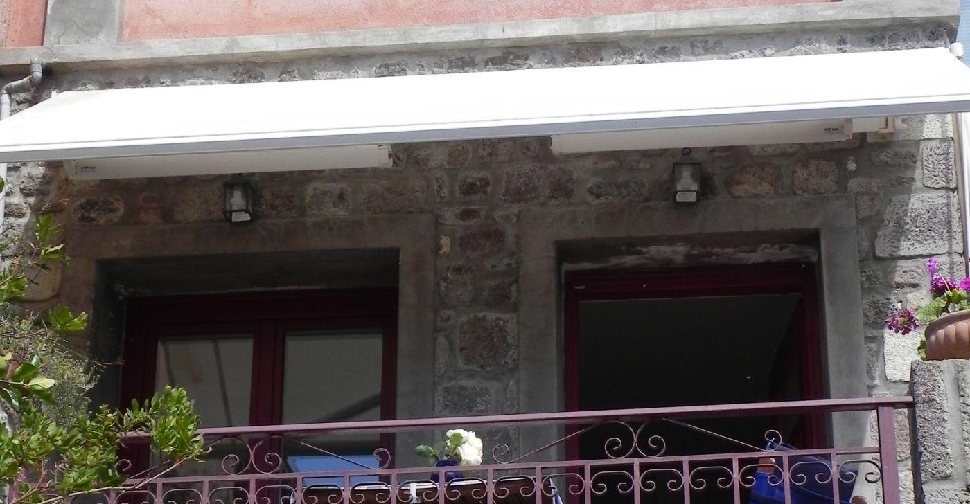 """Marianthi"" in Molivos auf Lesbos"