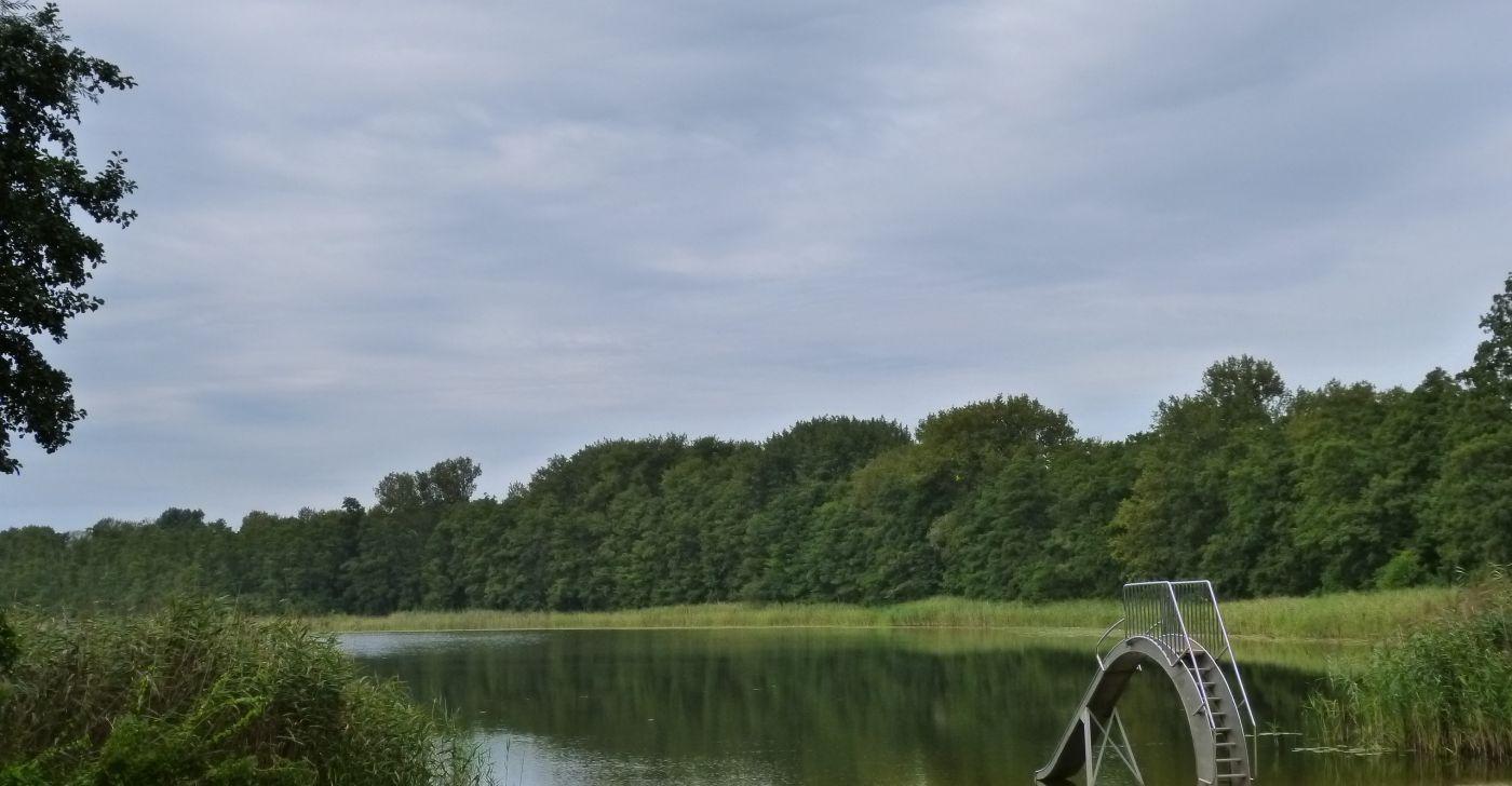 """Bungalow / Ferienhaus """"Am See"""" in Brandenburg"""