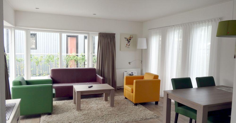 Chalet/Ferienhaus, fussläufig 3-5 Min. zum Strand