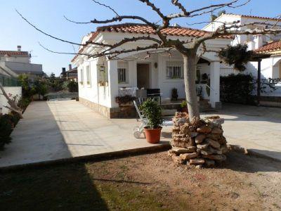 Bild Ferienhaus Casa Cantrobella in Riumar 100 m vom Strand entfernt