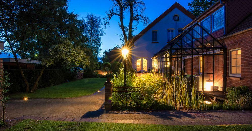 5* Ferienhaus Haupthuus im Landhaus Alte Apotheke, Ostfriesland