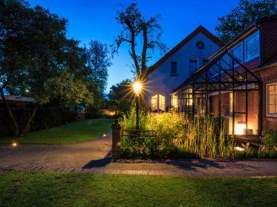 Bild 5* Ferienhaus Haupthuus im Landhaus Alte Apotheke, Ostfriesland