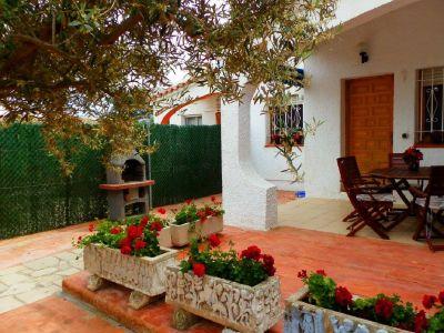 Bild Ferienhaus Casa Lluisa - Meerblick von Dachterrasse