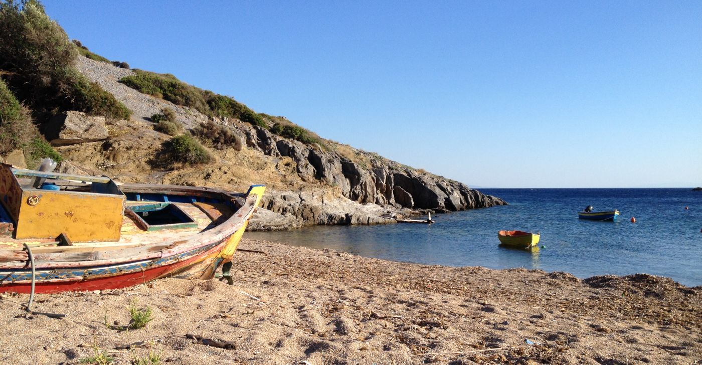 Studio Adonis am Traumstrand Tarti Beach, Lesbos