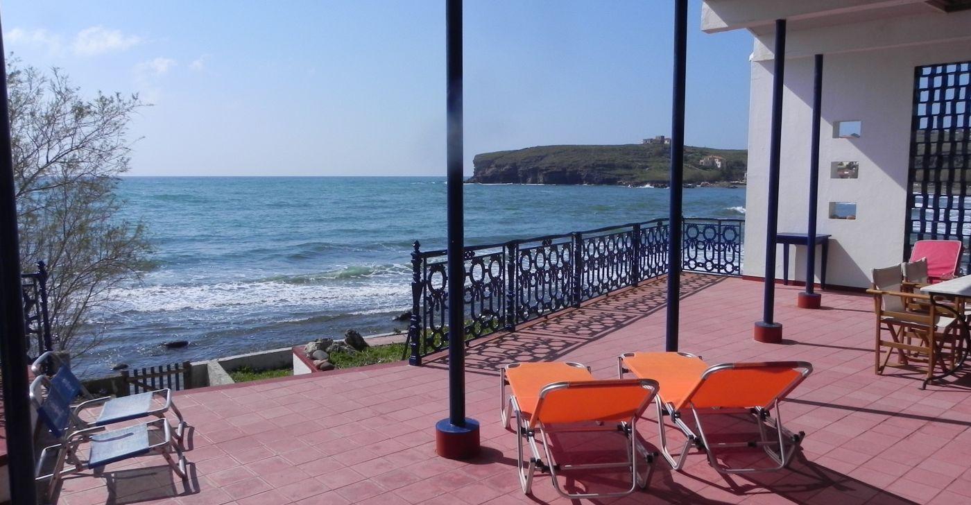 Architektenhaus Blue Sea - mit direktem Zugang zum Meer