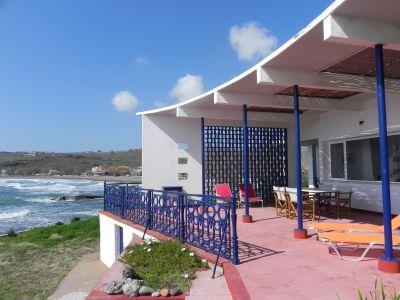 Bild Architektenhaus Blue Sea - mit direktem Zugang zum Meer