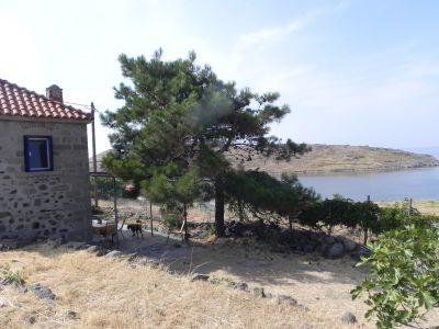 Blue Sea Cottage - Romantisches, alleinstehendes Steinhaus mit Meerblick