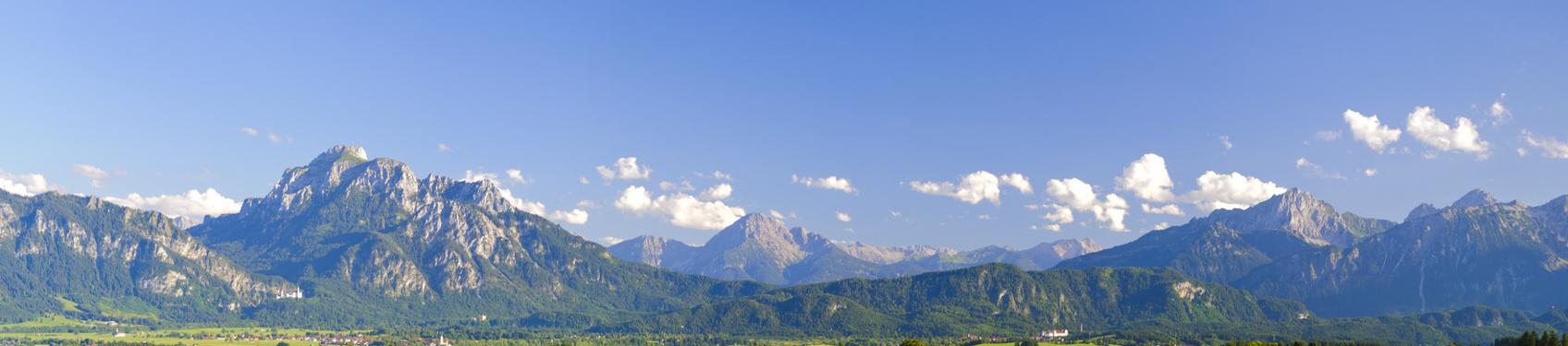 Bild von Alpen